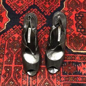 BlK heels